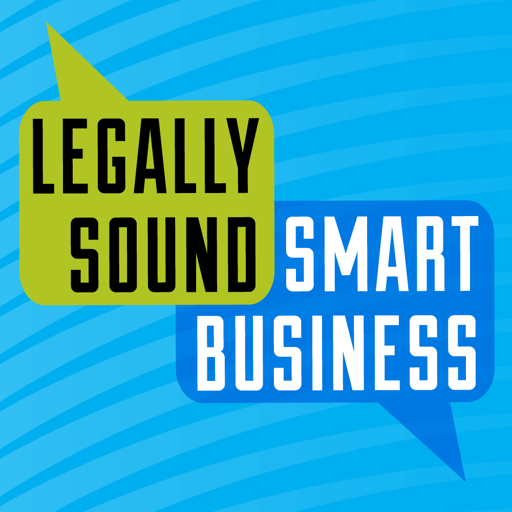 Legally Sound Smart Business Cover Art