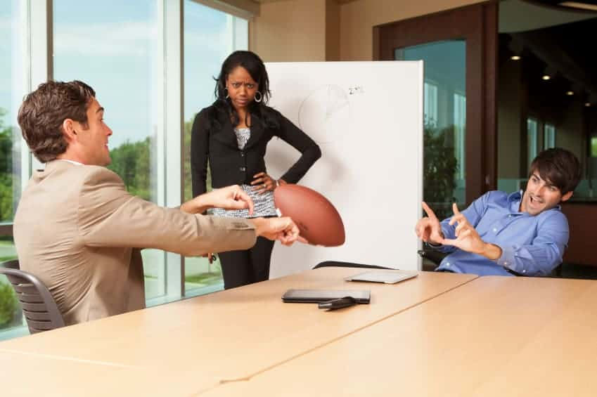 Is Your Company Fantasy Football League Legal