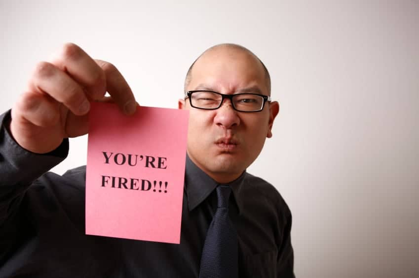 HOW TO GET FIRED WHEN COMPLAINING TO YOUR TV PROVIDER