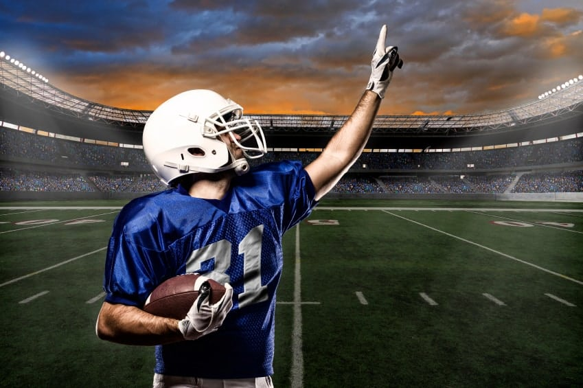 Is God a Football Fan?