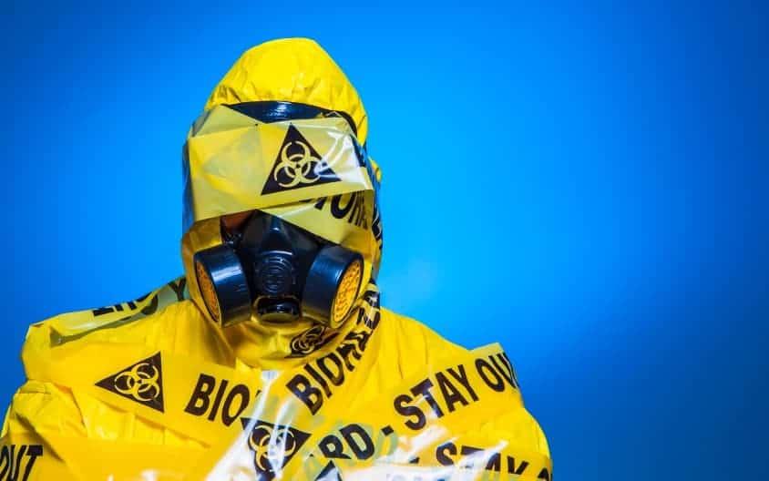 Lindsay Lohan and Ebola
