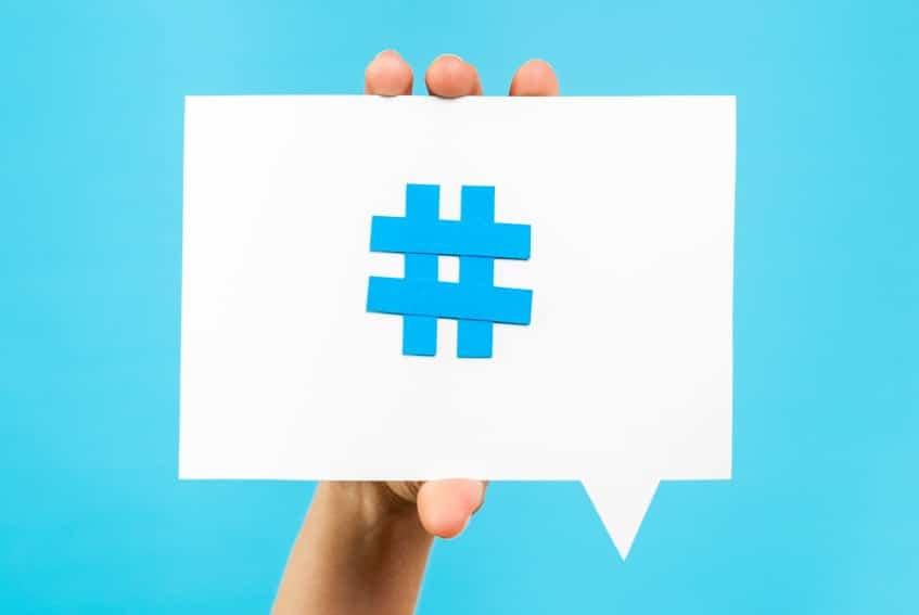 Can I Trademark My Hashtag?