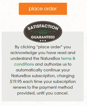 NatureBox BrowserWrap