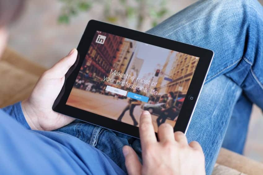Are Employers Permitted to Search Job Candidates on LinkedIn?