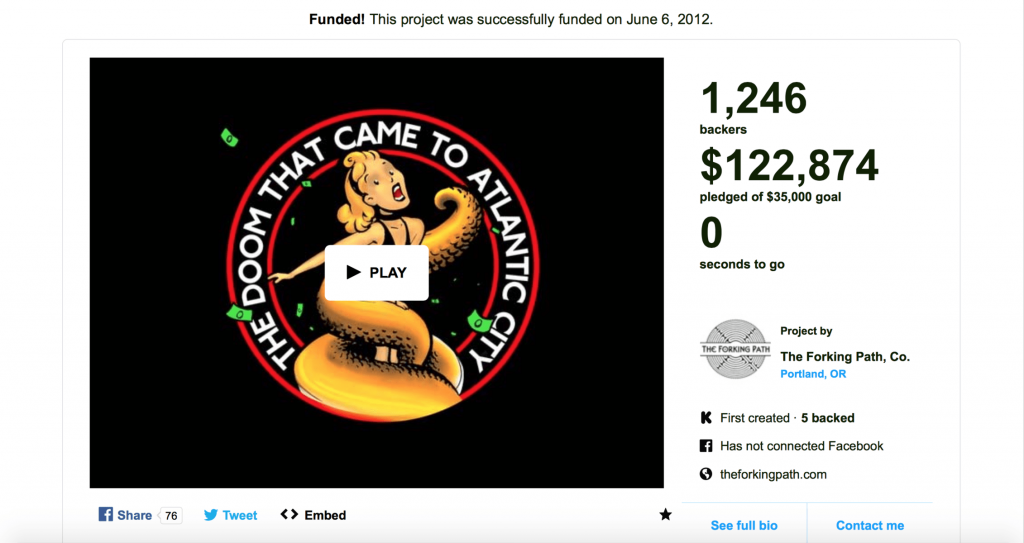 The FTC Finally Intervenes With a Kickstarter Campaign Gone Awry