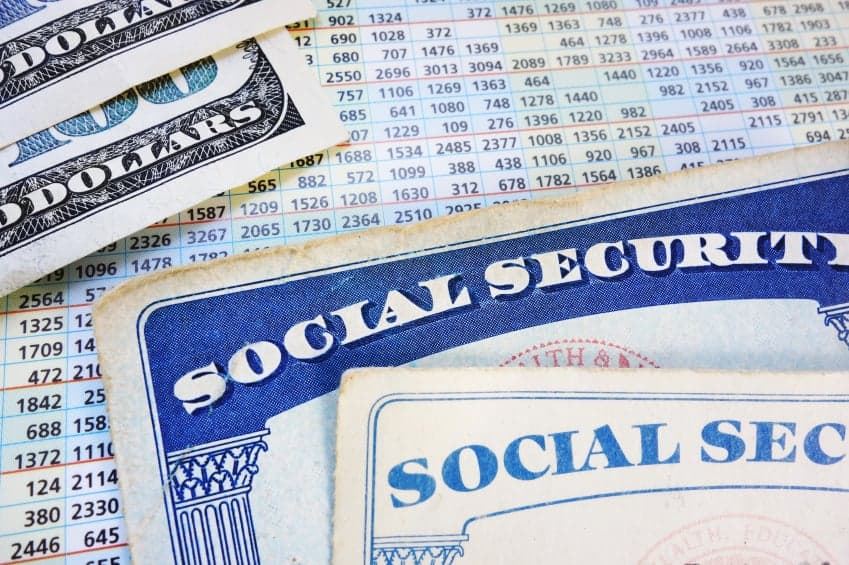 Where Can Your Social Security Number Be Printed